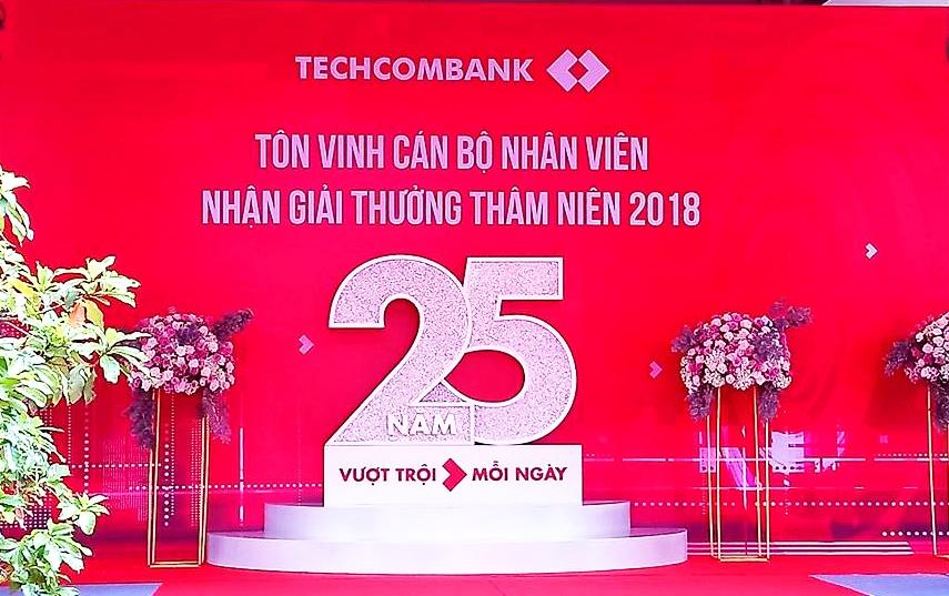 Check-in sự kiện Techcombank